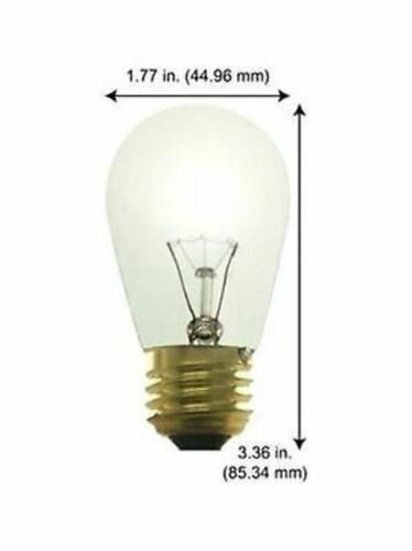 Light Bulb Depot Medium Screw Light Bulb 12 Volt 5 Watts 2266B Low Voltage MD
