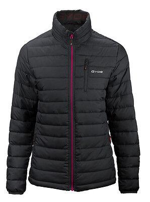 Gyde Calor Womens Heated 7v Jacket by Gerbing BLACK MEDIUM