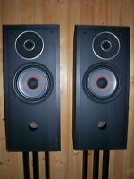 ENERGY Audiophile speakers, excellent condition !!!