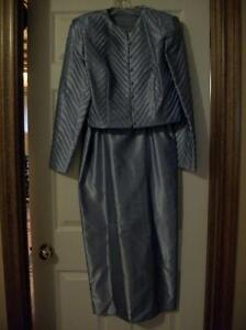 Wedding...Perfect  Dress Just For You..+2 Jackets..3 Looks Kitchener / Waterloo Kitchener Area image 3