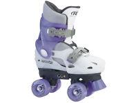 Roller Derby Trans 400 Kid's Roller Skates (lilac) size 1-3