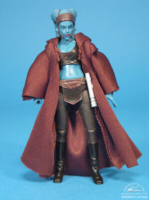 Aayla Secura VC58 Star Wars Vintage Collection TVC AotC RotS Jedi loose complete