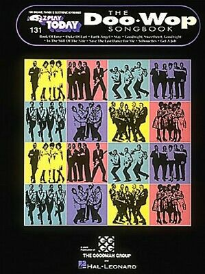 The Doo-Wop Songbook Sheet Music E-Z Play Today Book NEW 000102318