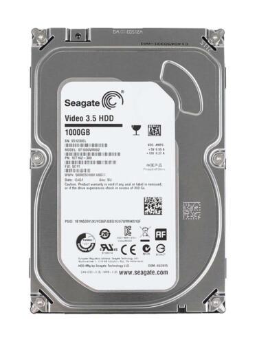 """Seagate ST1000VM002 1TB 32MB SATA 6Gb/s 3.5"""" Low Power Hard Drive"""