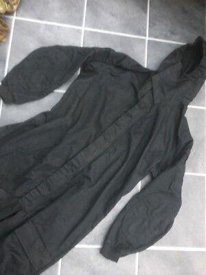 SAS Special forces BLACK ASSAULT SUIT BLACK OPS, Size XL
