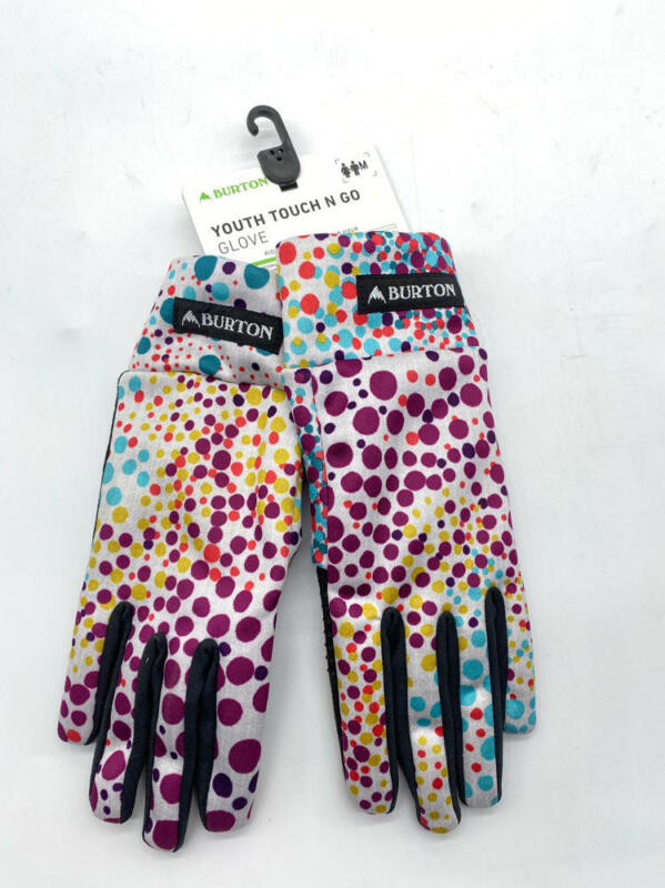 Burton Kids Touch N Go Liner, Stout Color Dots, Medium