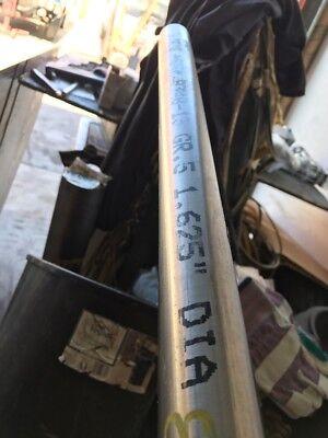 Titanium Round Bar 6al-4v Grade 5 Ams 4928 1.625 X 24