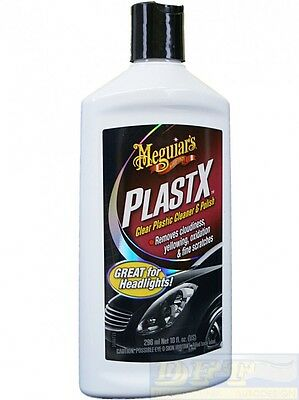 Meguiar`s PlastX Kunsttoff Polish 296 ml  38,85 EUR / Liter