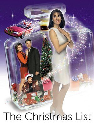 The Christmas List   1997  Stars Mimi Rodgers   Dvd