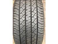 Dunlop 235/55R18 100H SP Sport 270 part worn tyre