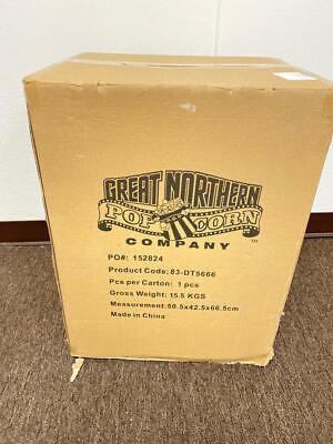 Great Northern Popcorn Black. Movie Theater Style Popcorn Ma
