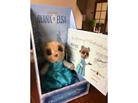 Ayana as Elsa Toy Disney Frozen Meerkat Compare The Market Limited Edition