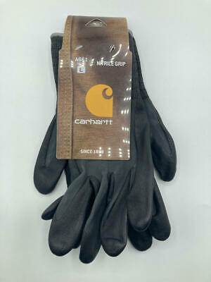 Carhartt Mens All Purpose Micro Foam Nitrile Dipped Glove 1 Pack L