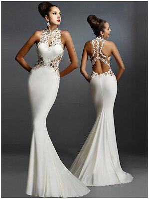 Red White Black Women Las Fl Y Evening Ball Gown Wedding Dress 13111