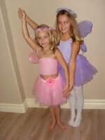 'lil FAIRY DOORS AND FAIRY DRESS UP