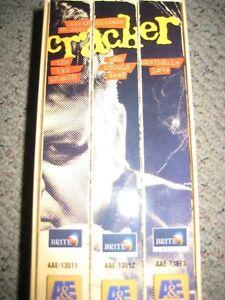 British TV series Cracker on VHS Windsor Region Ontario image 2