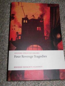 Four Revenge Tragedies London Ontario image 1