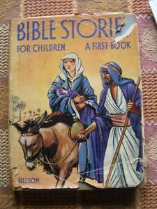 Book - Bible Stories For Children