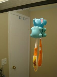 Flipper Toothbrush Holder - Elephant Blue -FREE (See Below) Kitchener / Waterloo Kitchener Area image 1