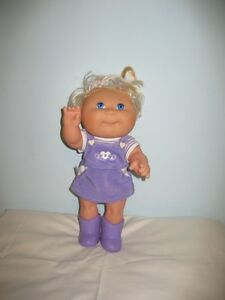 CABBAGE PATCH - GROWING HAIR