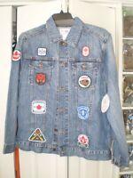 Summer Olympic 2012 Jean jacket