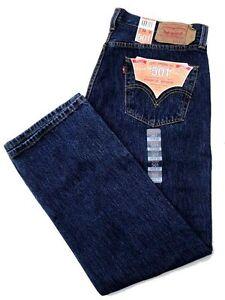 LEVIS Men Jeans - 501 – Original Fit - New With Tags