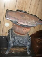 Small Vintage Wood Stove $300.00 FIRM