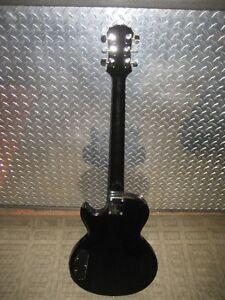 1997 electric epiphone-gibson special model black Kingston Kingston Area image 3