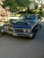 1966 Chrysler 300-Series Coupe