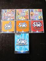 7 jeux Sims pour PC