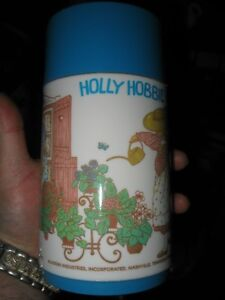 VINTAGE HOLLY HOBBY THERMOS