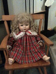 Porcelain Doll- not for TOY use Kitchener / Waterloo Kitchener Area image 2