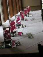 SILK CENTERPIECES FOR SALE