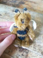 Mini BUMBLE BEE Bear