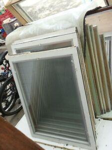 Used Wood Windows / Alumimum / Screens.prices Vary