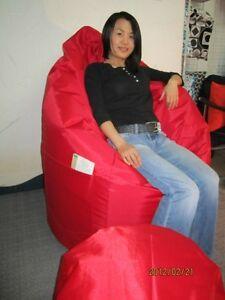 fauteuil poire neuf pas cher pouf poire et sac poire. Black Bedroom Furniture Sets. Home Design Ideas