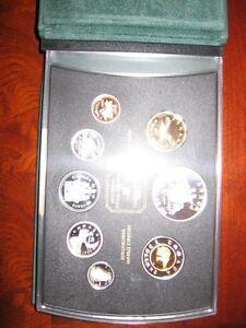 Royal Canadian Mint Proof Set 2001 Gatineau Ottawa / Gatineau Area image 3