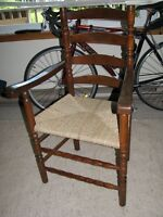 UPHOLSTERY & REFINISHING - craftmanship..my alternative to....