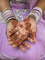Henna (Mehndi) in Calgary at a good price!