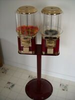Double Candy Dispenser