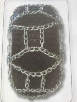 ">>> New Tire Chains, 3/8"", For Tractors, Backhoes, Graders Ect."
