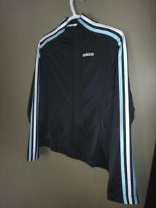 Adidas womens running jacket (small)