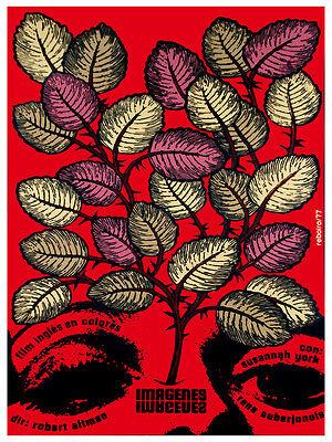 Imagenes, Images Vintage Movie Poster.graphic Design. Wall Art Decoration.3423