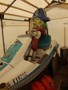 VERY RARE McDonalds Captain Crook Playground Figure
