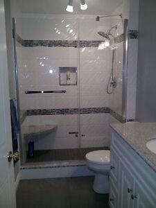 KITCHENS BATHROOMS TILE HARDWOOD LAMINATE BACKSPLASHES Kitchener / Waterloo Kitchener Area image 2