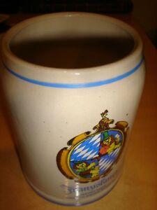German beer stein