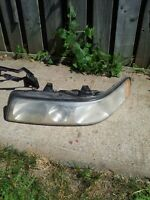 1999 cadillac sts driver side headlight