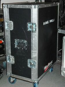 Amp Roadcase With 5 Space Rack Kitchener / Waterloo Kitchener Area image 3