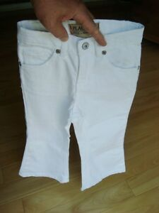 Childrens Place Girls White Jeans -Brand New Never Worn Spotless Kitchener / Waterloo Kitchener Area image 4
