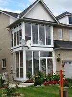 Aluminum Porch Enclosures and Doors